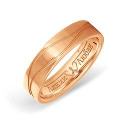 Verighetă din aur KARATOV art l11504600*44 1